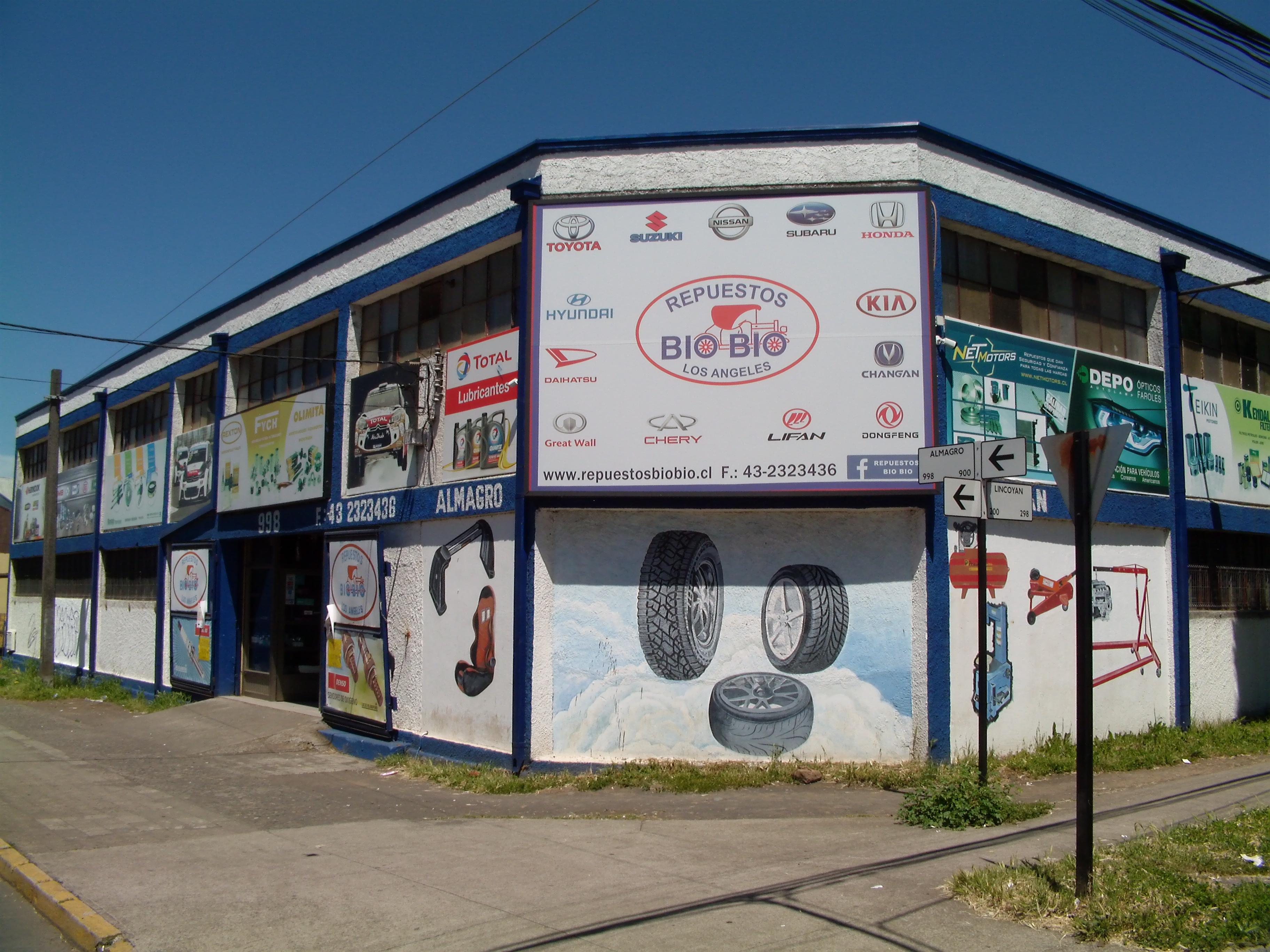 Almagro 998, Los Angeles, (Casa Matriz)